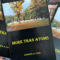 More Than Atoms - Kandice A. Cook