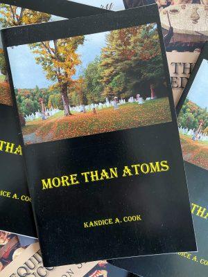More Than Atoms - Kandice A. Cook